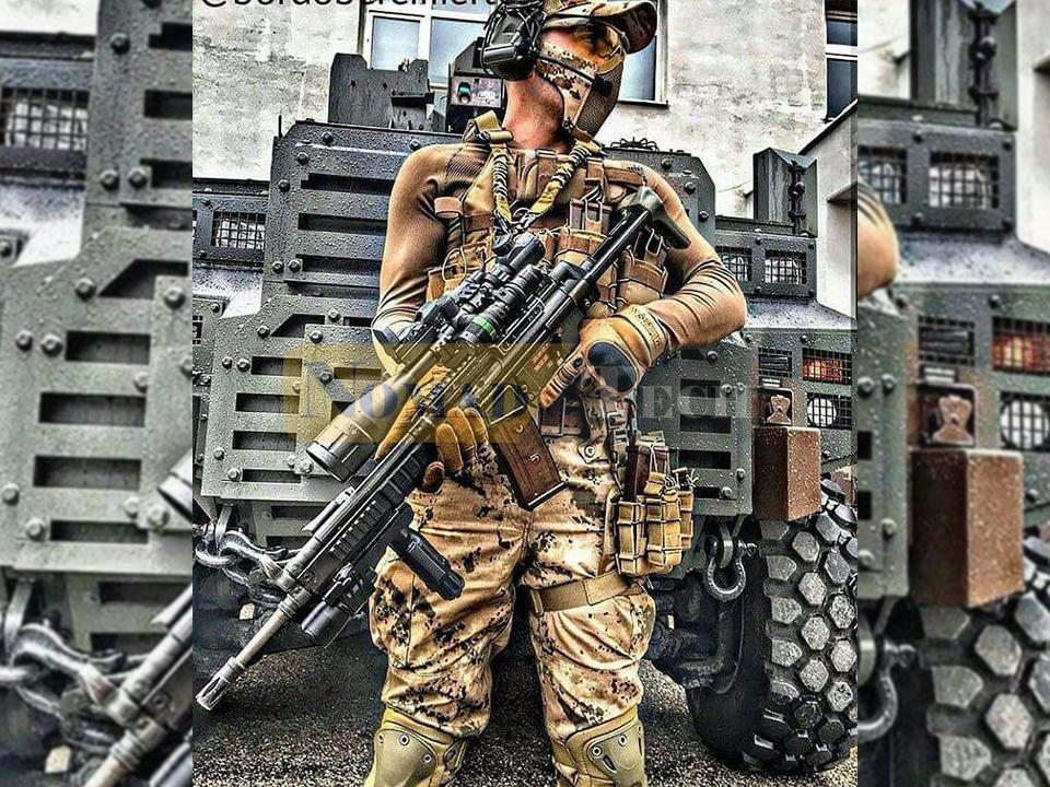 Silah parçaları, monte hamili, el kundağı, nomadtech