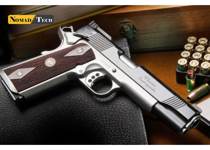 Kurusıkı Silah ve Silah Benzerlikleri