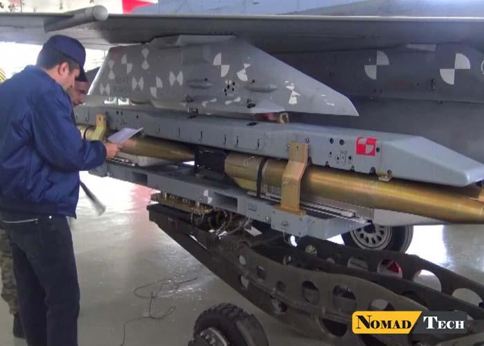 Son Dakika ASELSAN'dan F-16'lar için minyatür bomba
