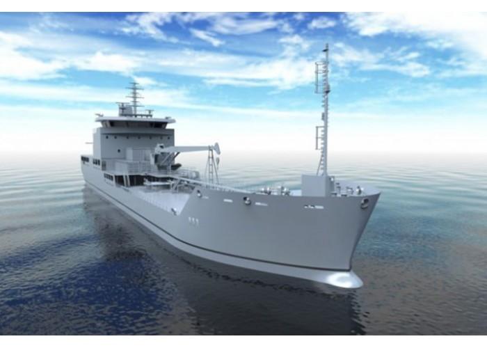 TCG Yüzbaşı Güngör Durmuş Lojistik Destek Gemisi