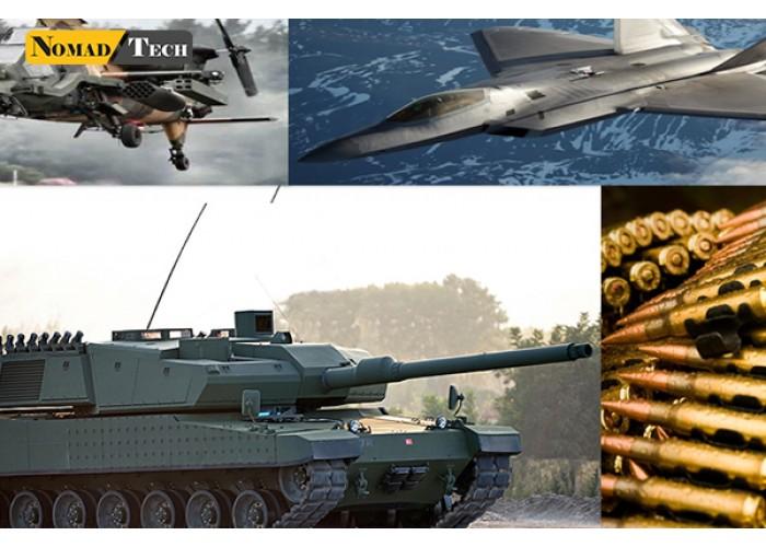 Türk Savunma Sanayi Ürünleri