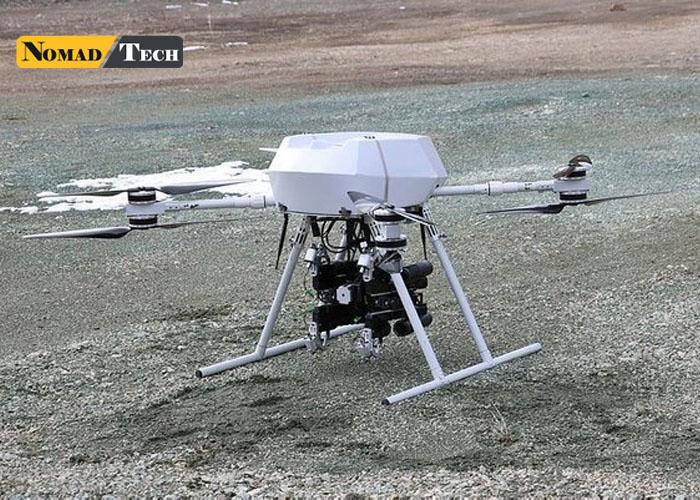 Yerli ve milli silahlı drone Songar yeni özelliğiyle teröristlerin korkulu rüyası olacak!